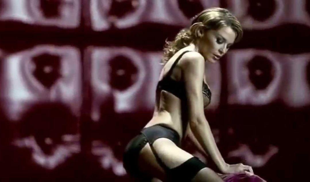 Сексуальные видео кайли миноуг нравится