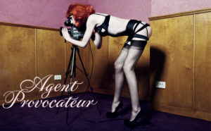 Agent Provocateur 'Betty Sue', 2010