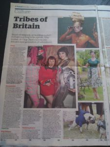 Guardian Travel section, Saturday 13th August 2011