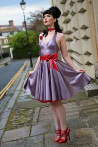 Dolly rocker dress by Breathless