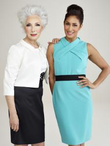 Debenhams look book, featuring more diverse models