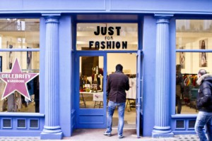 """EJF """"Just...For Fashion"""" pop-up boutique"""