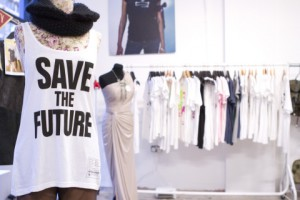 """EJF """"Just... For Fashion"""" pop-up shop"""