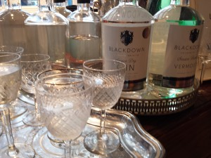 Cocktails by Blackdown Artisan Spirits