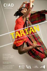 CIAD Tartan exhibition