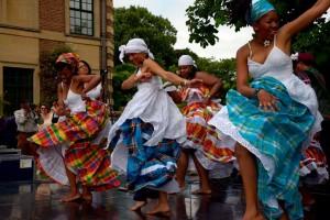 Ziloka dancers. Image via CIAD