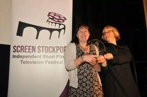 Lucy Lincoln at Screen Stockport