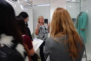 Curator Donna Loveday talks us through the Women Fashion Power exhibition