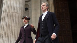 The Twelfth Doctor and Missy (Photo: BBC)