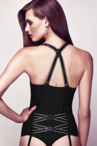 Marlies Dekkers Signature 'Gloria' waspie and bodysuit