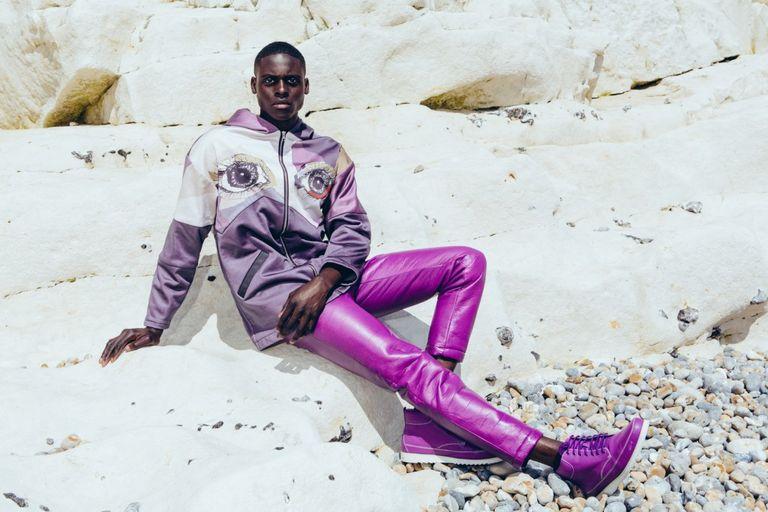 Menswear by Natalie Kinch, BA Fashion Design and Development, LCF