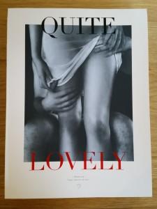 Quite Lovely Magazine