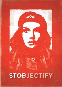 Jess de Wahls' art project #STOPJECTIFY