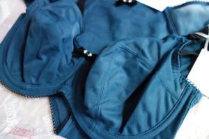 Panache Black 'Eclipse' lingerie set