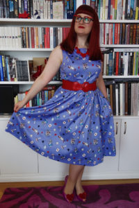 Audrey dress from Lindy Bop