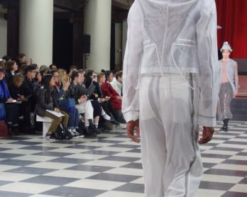 Menswear by Wentao Shi, MA Menswear, London College of Fashion