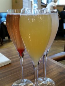 Brunch Bubbles at The Modern Pantry