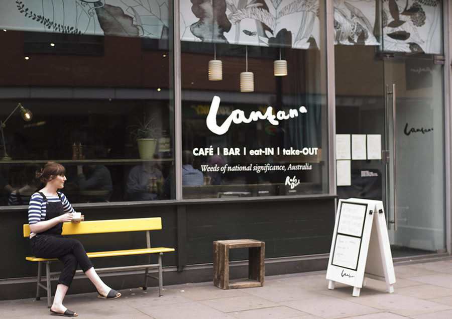 Lantana Cafe Shoreditch