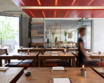 The Table Cafe, Southbank. Image via bookatable.co.uk