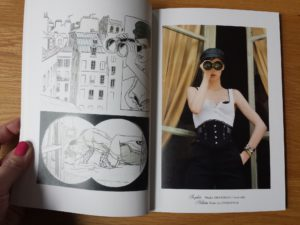 A spread from L'Appartement by Agent Provocateur