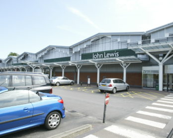John Lewis, High Wycombe (image via Bucks Free Press)