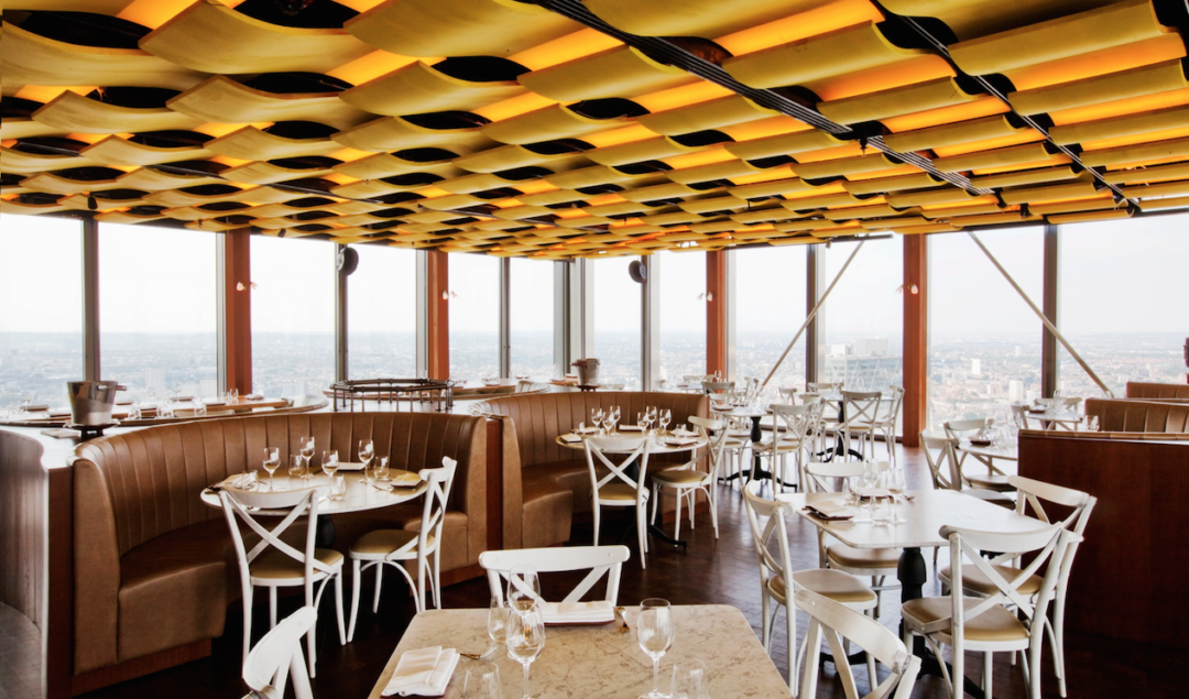 Duck and Waffle, Bishopsgate, London