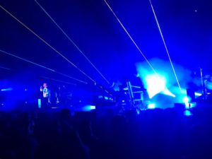 Pet Shop Boys at the 2017 Henley Festival