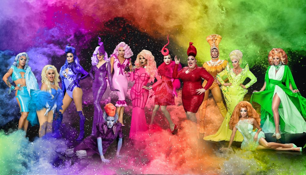 RuPaul's Drag Race: The Queens of Season9