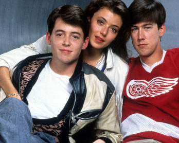 Main cast of Ferris Bueller's Day Off
