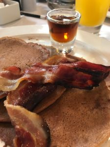 Lori's buckwheat pancakes