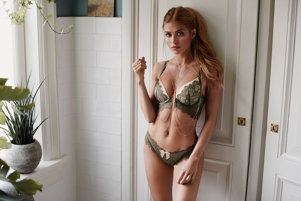 Pamela Reif x Hunkemöller