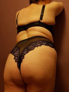 Gabi Fresh black 'Carmen' thong