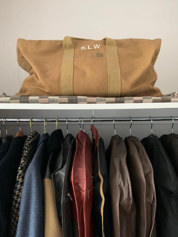 Benjamin's wardrobe