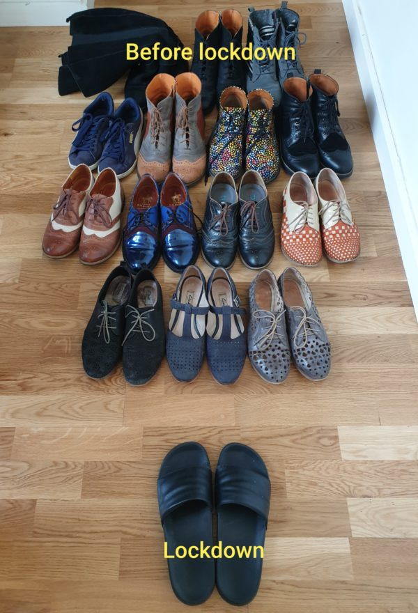 Sigita's shoes