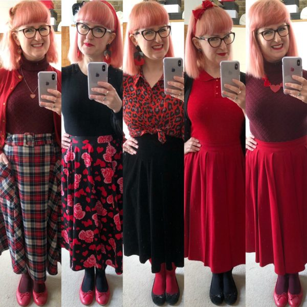 Lori's working from home outfits: week 2